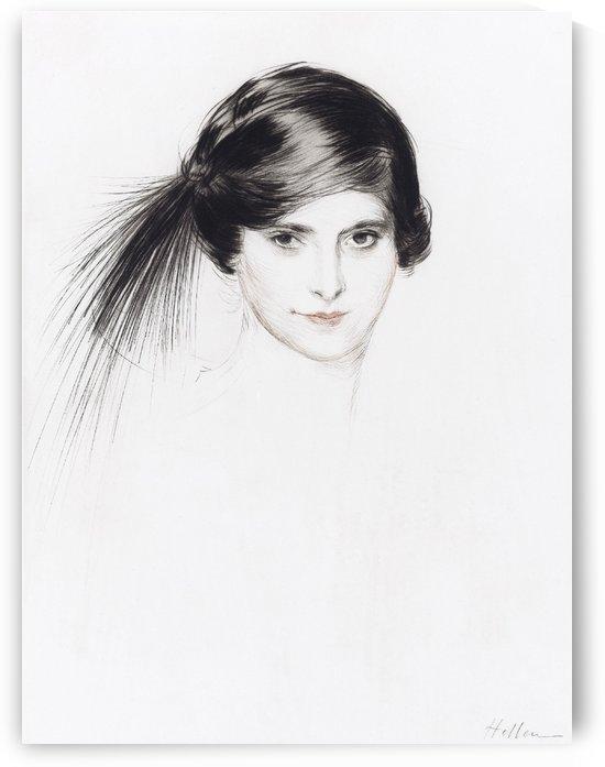 Helena Rubinstein by Paul Cesar Helleu