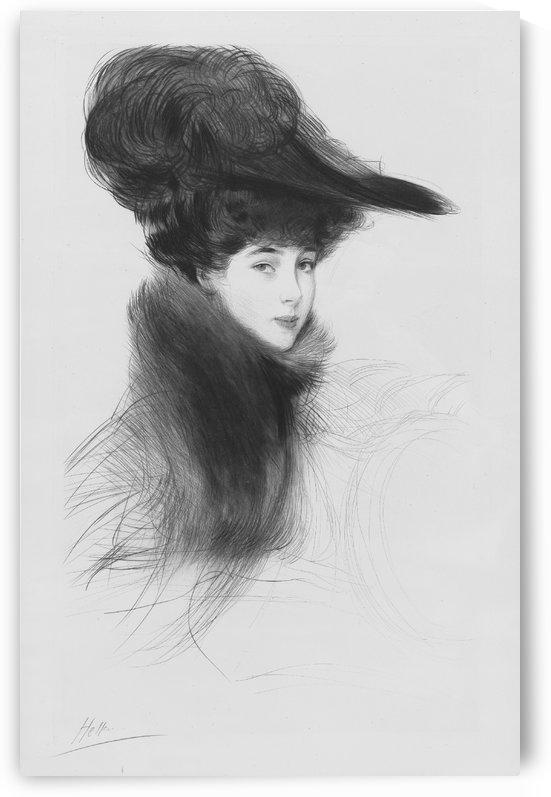 La Duchesse de Marlborough by Paul Cesar Helleu