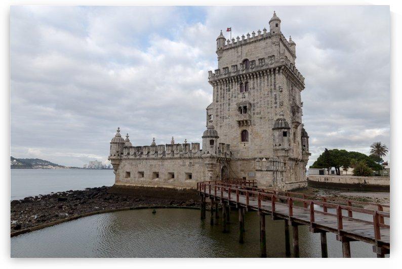 Torre de Belem by Pietro Ebner