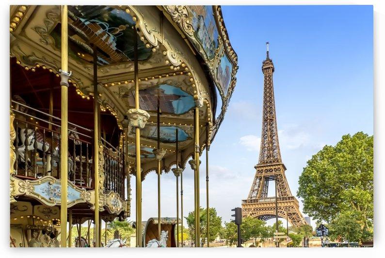 Typical Paris  by Melanie Viola