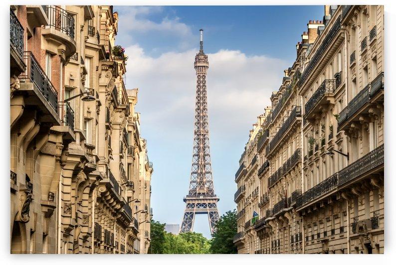 Parisian Flair  by Melanie Viola