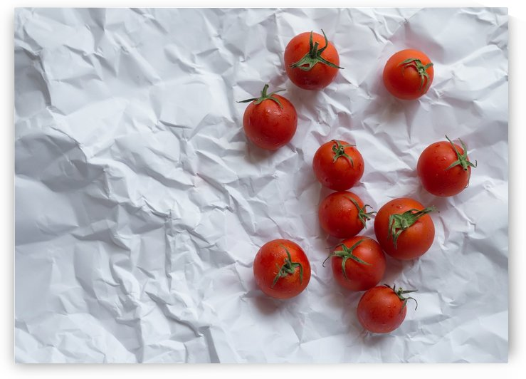 Red tomatoes by Krit of Studio OMG