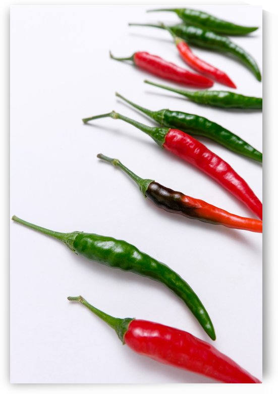 Chili pepper by Krit of Studio OMG