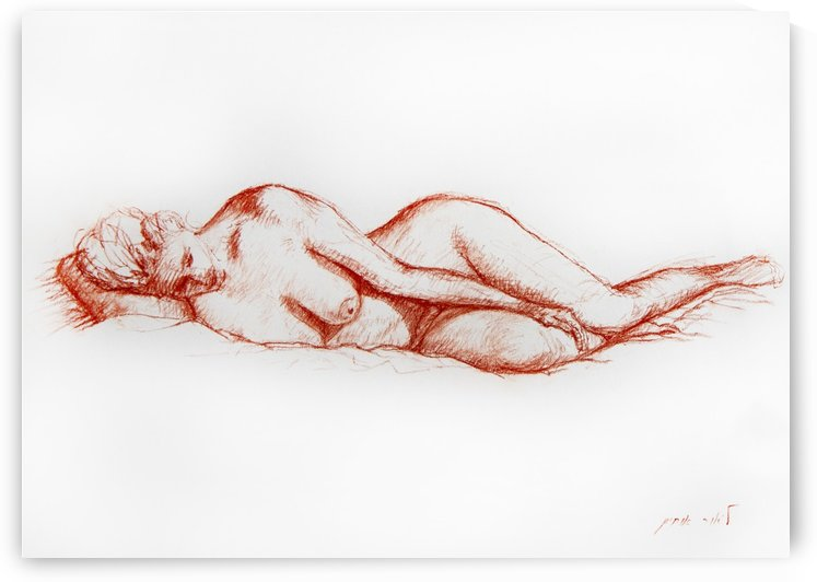 Nude  by Lior Ohayon