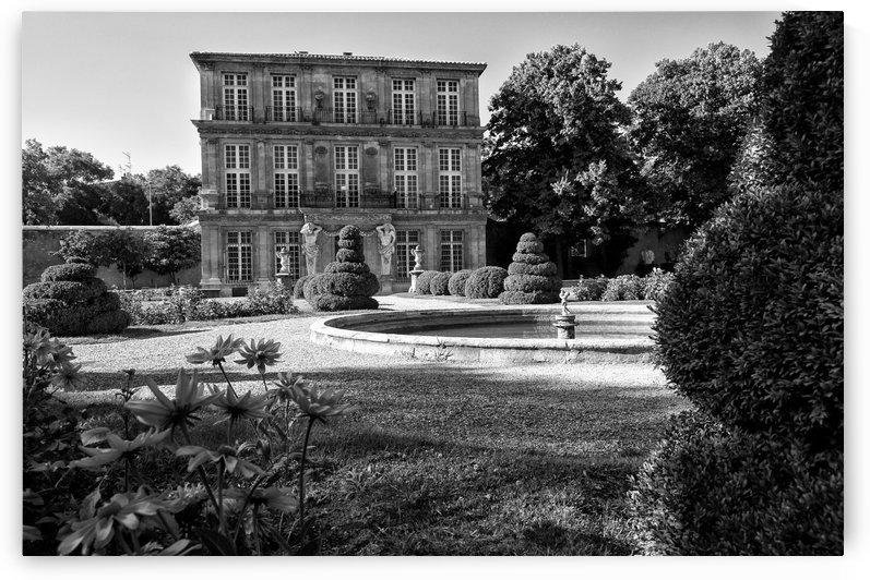 Pavillion Vendome Aix en Provence France by Douglas Kay