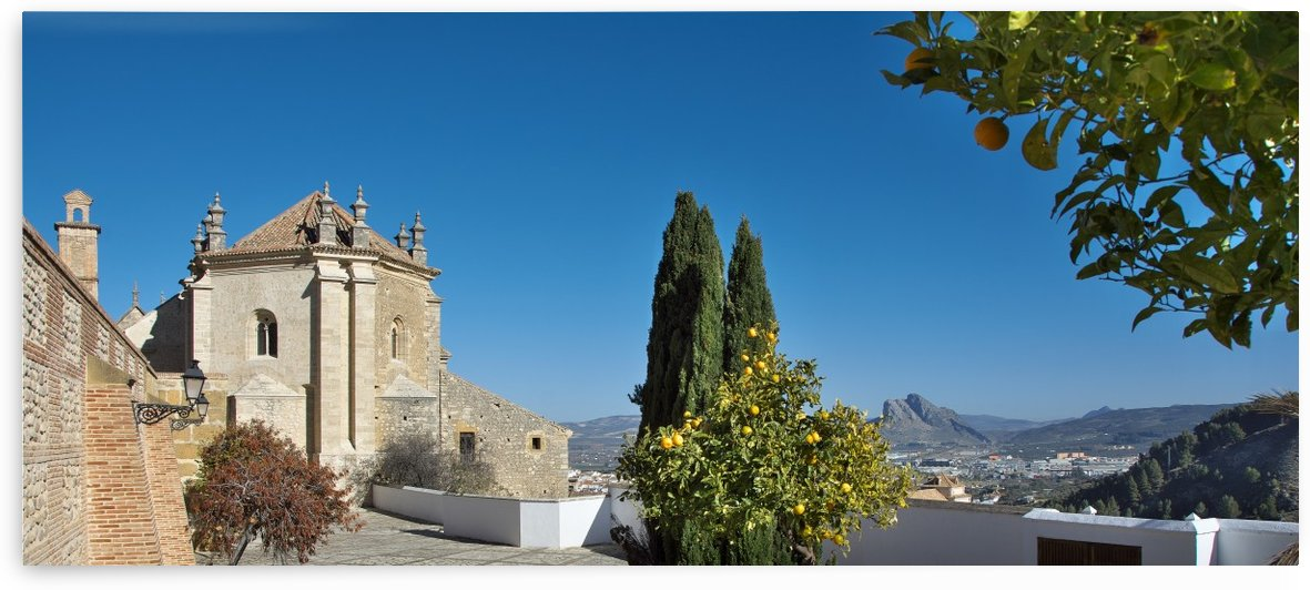 Antequera Andalucia Spain by Douglas Kay