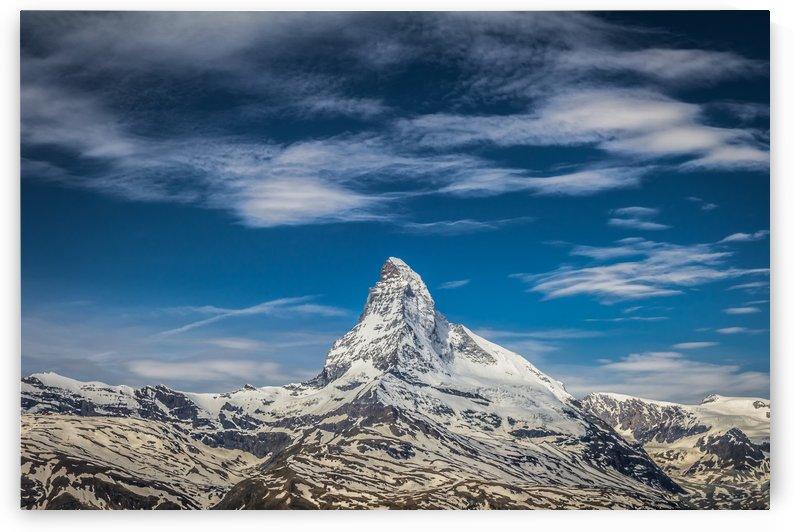 Zermatt Matterhorn by Danielle Farrell