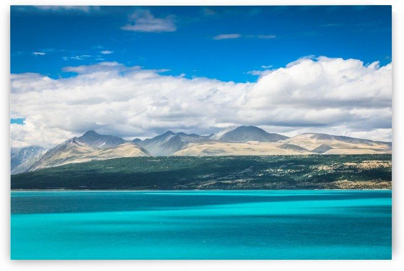 Lake Pukaki by Danielle Farrell