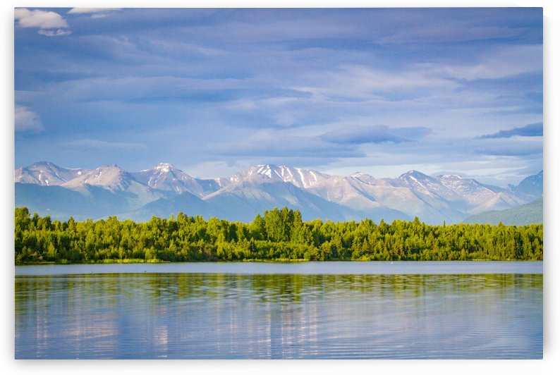 Summer in Alaska by 3Quarters Images