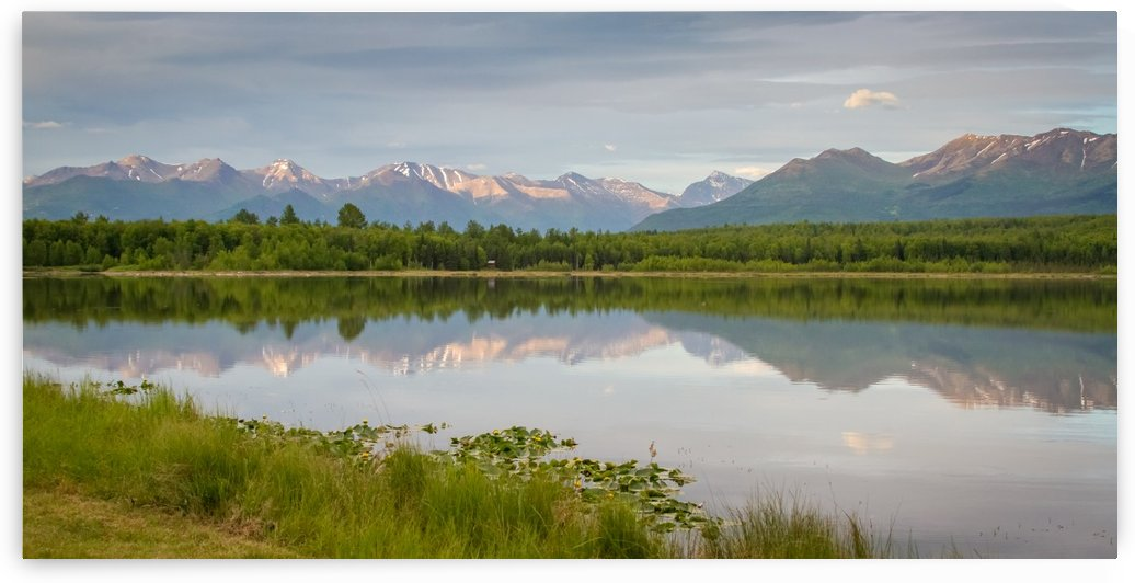 Photos Alaska Mountain by 3Quarters Images