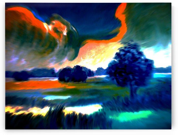 Daylight Landscape 2 by Pracha Yindee
