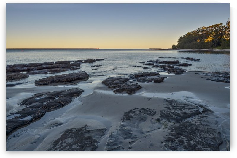 Jervis Bay New South Wales by Douglas Kay
