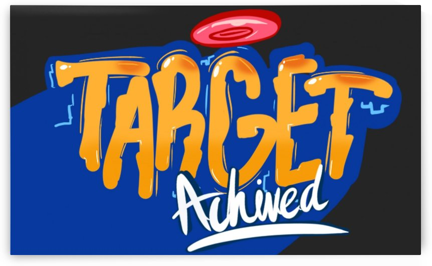 Target Achived by Thameez Rawlins