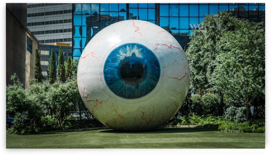 Dallas Eye by CWarren