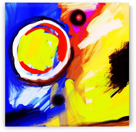 Abstract Mess_OSG  by One Simple Gallery