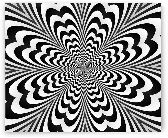 Optical Illusion Art by rizu_designs