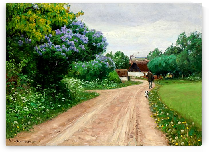 Country Road_OSG by One Simple Gallery