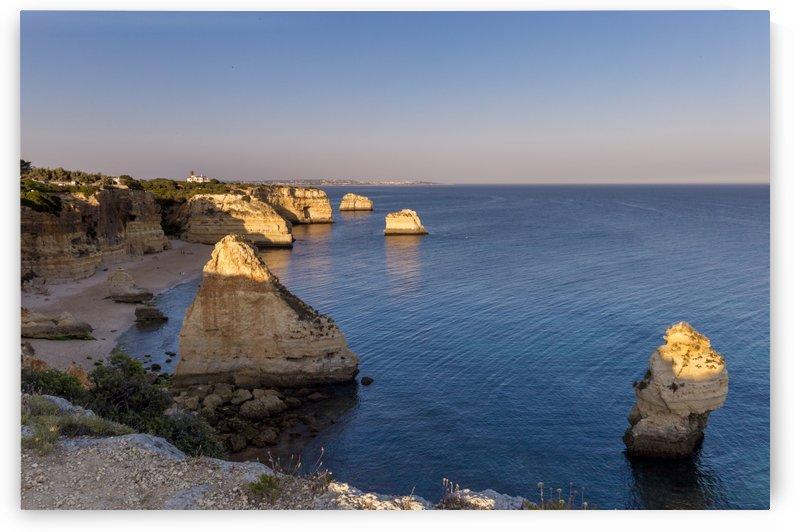 Praia de Marinha by Pietro Ebner