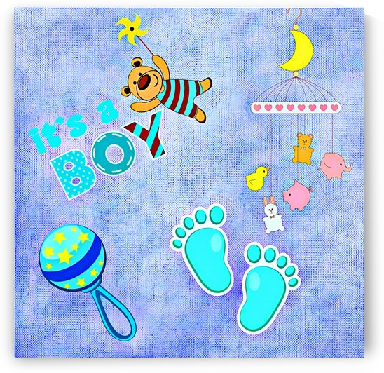 Baby Boy 2_OSG  by One Simple Gallery