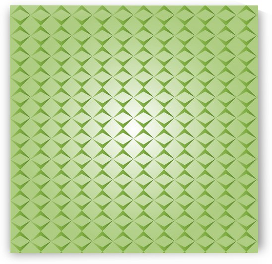Greeny Pattern Art by rizu_designs