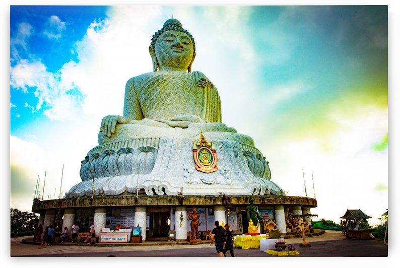 Big Buddha  by JOSEPH