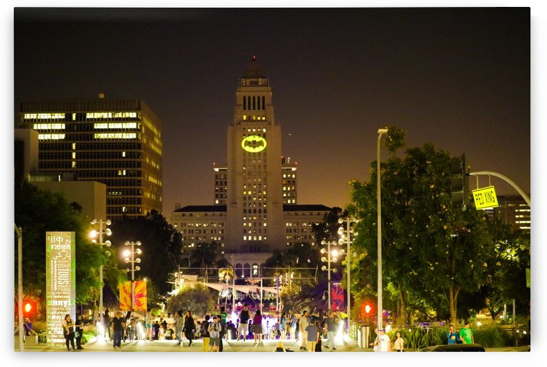 Batman City Hall  by JOSEPH