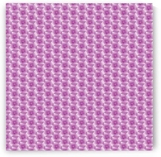 Rose Pattern Artwork by Rizwana Khan
