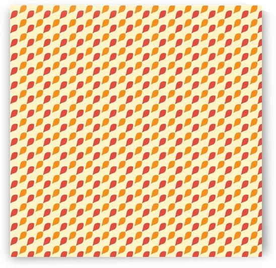 Leaf Pattern  by Rizwana Khan