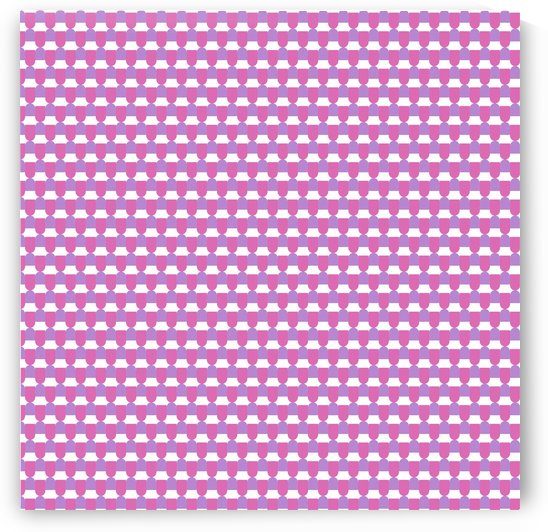 Pink Pattern Artwork by rizu_designs