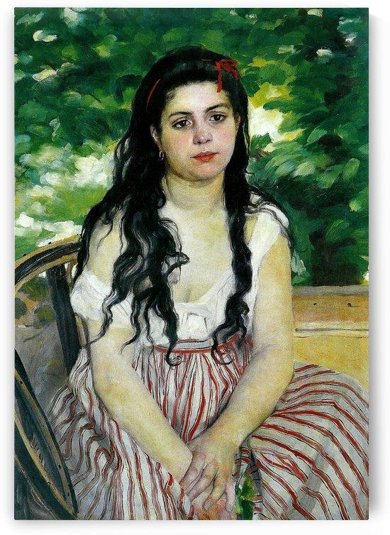 En ete by Pierre Auguste Renoir