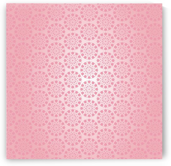 Islamic Pink Ornamental Art by rizu_designs