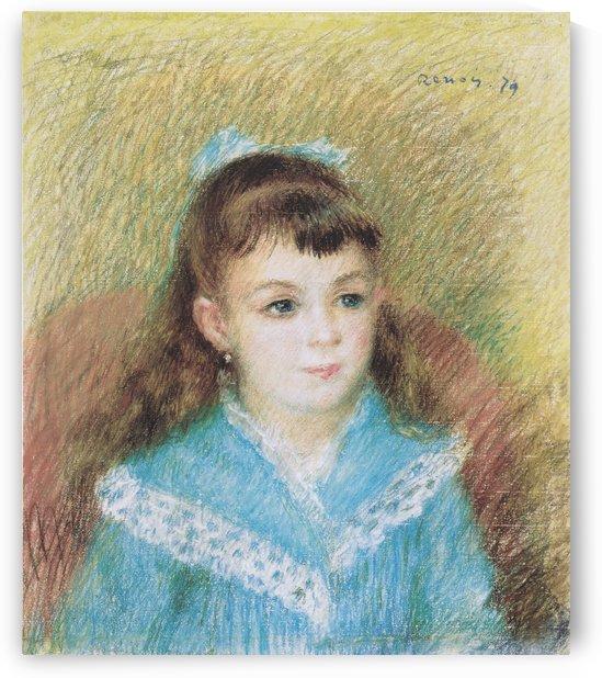Elisabeth Maire by Pierre Auguste Renoir