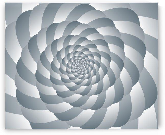Spiral Fractal Art by rizu_designs