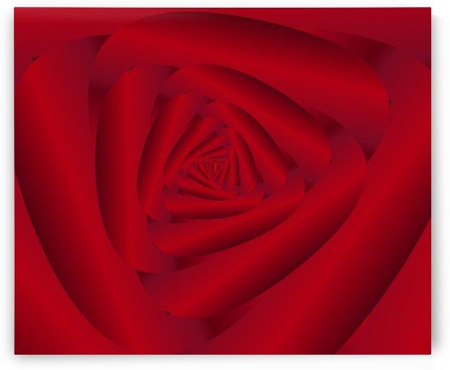 Rose Floral Art by rizu_designs