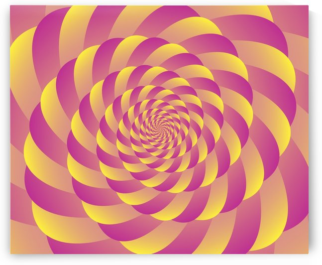 Lollipop Swirl Art by Rizwana Khan