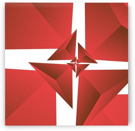 Trendy Polygen Art by rizu_designs