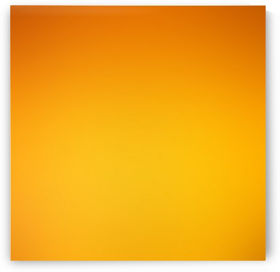 Orange Gradient Background by Rizwana Khan