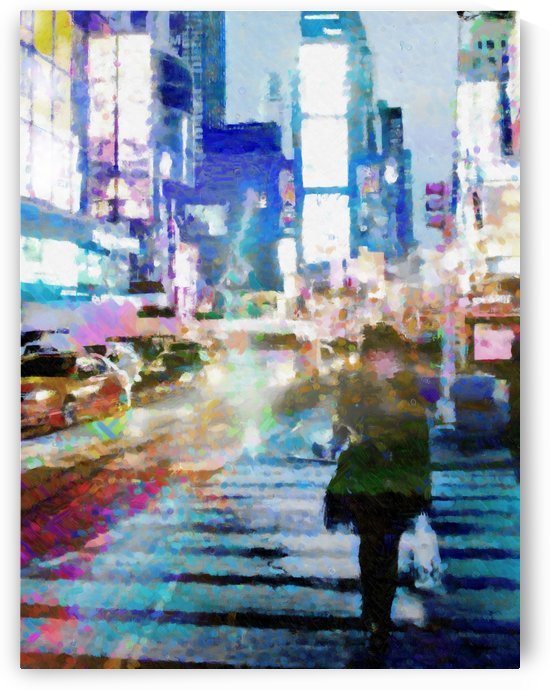 NYC Streets by Bruce Rolff