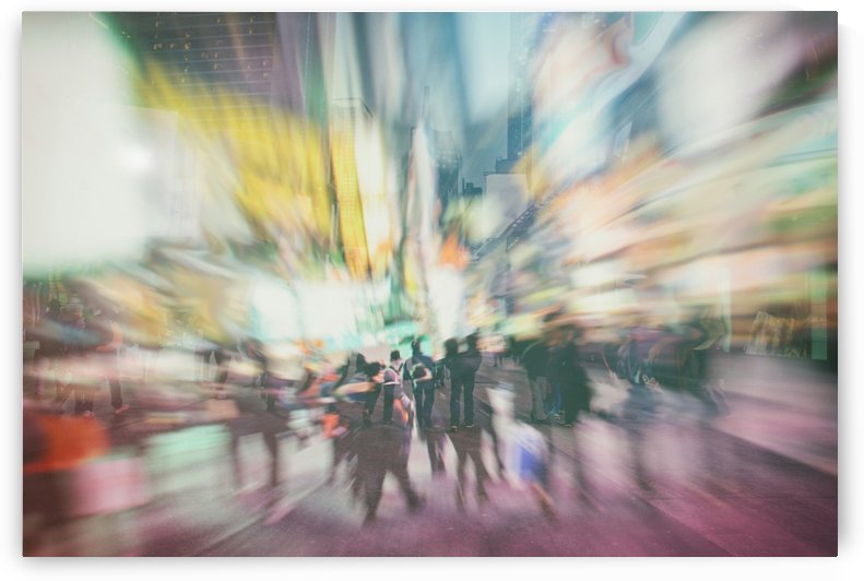 NYC Times Square by Bruce Rolff