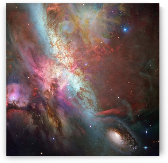 Vivid deep space by Bruce Rolff