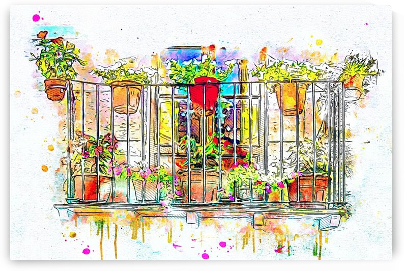 BALCONY_OSG by One Simple Gallery