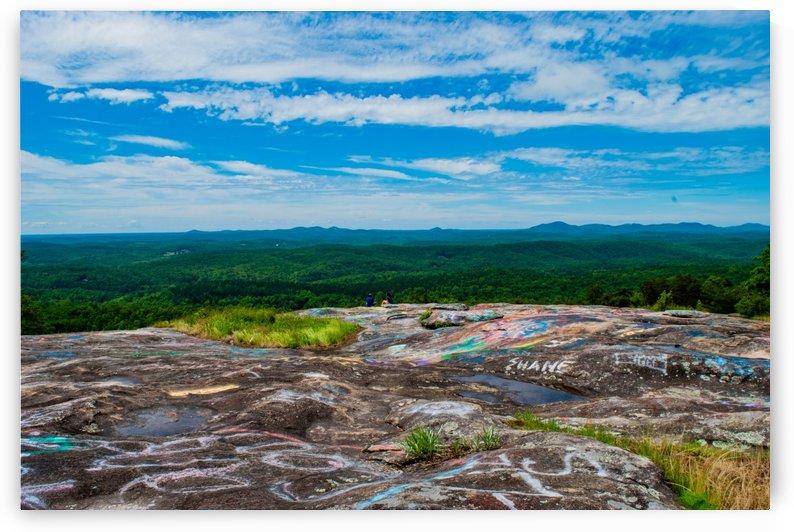 Bald Rock View by Scott Gifford