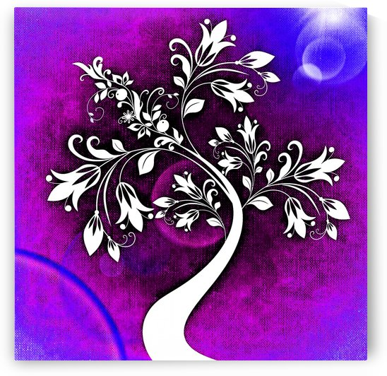 FLOWER TREE 01_OSG by One Simple Gallery