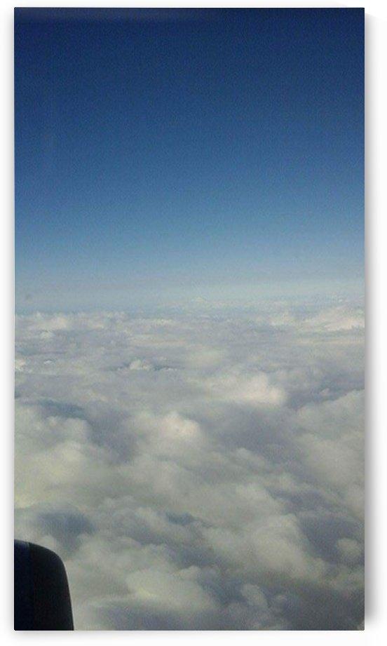 seattle sky by Wendy A Rohn