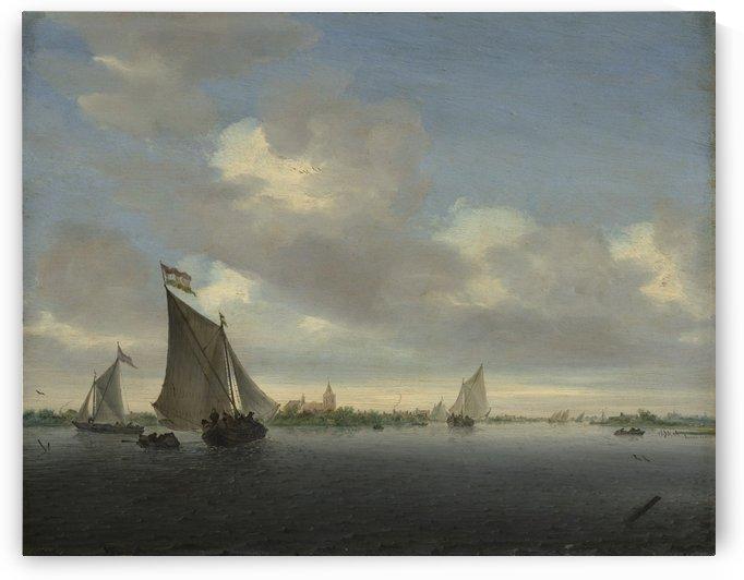 Marine by Willem van de Velde I