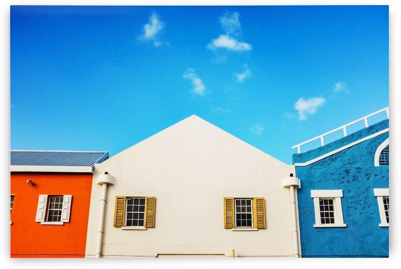 Bridgetown Barbados  by Brian Doherty