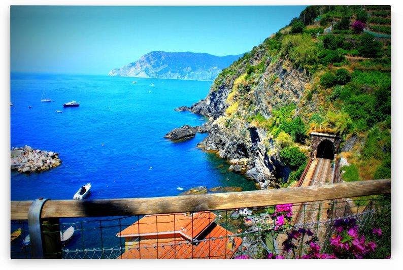 C I N Q U E .T E R R E - Italy by Calyssas Art & Photography