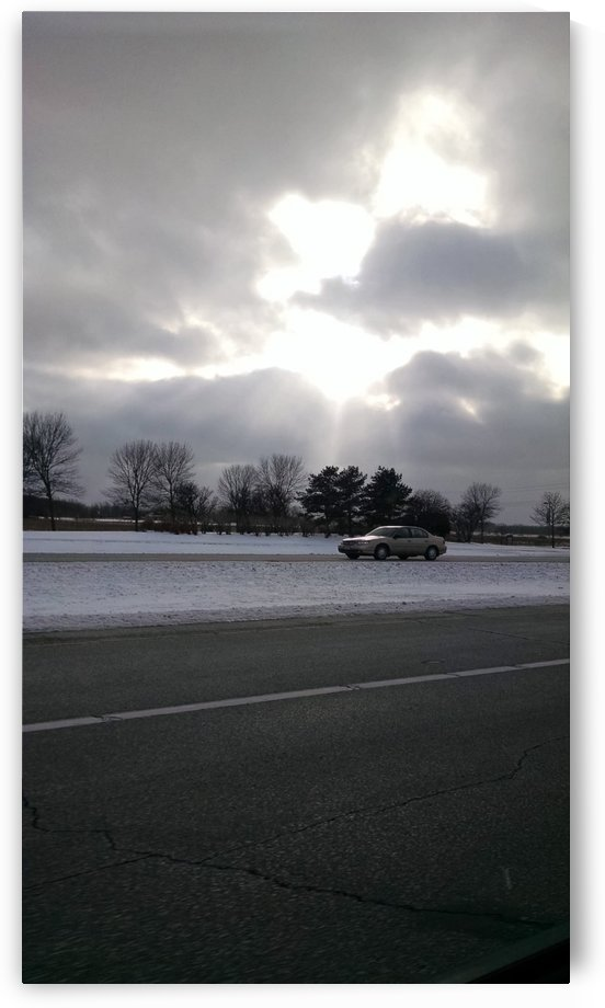 thanksgiving on the road by Wendy A Rohn