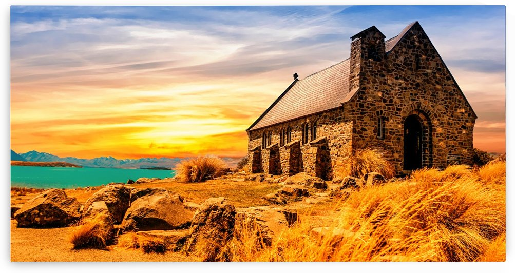 OLD CHURCH_OSG by One Simple Gallery
