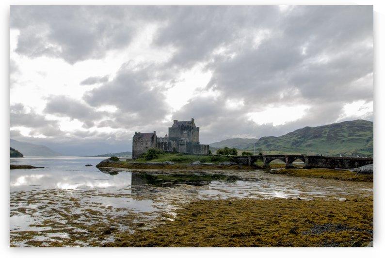 Eilean Donan Castle by Pietro Ebner